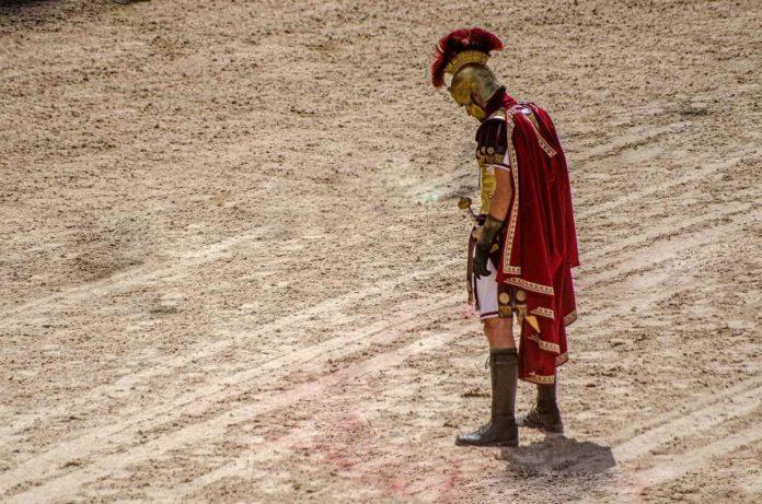 Turquía: hallan una antigua arena de gladiadores similar al Coliseo Romano