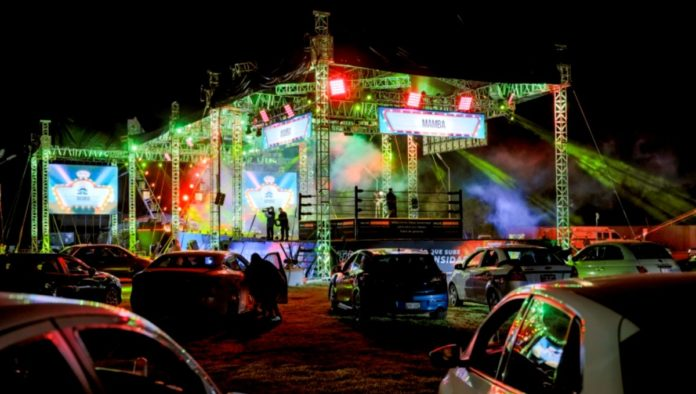 Auto Luchas AAA regresan con todo al Autocinema Coyoacán