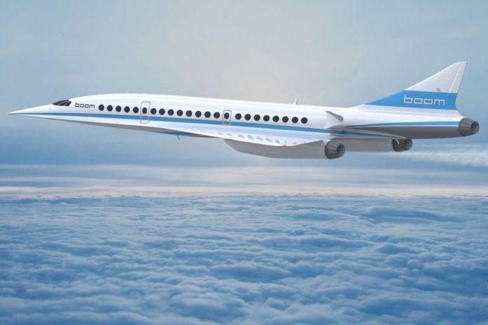 ¿Un avión que viaja de Londres a Nueva York en 3 horas?