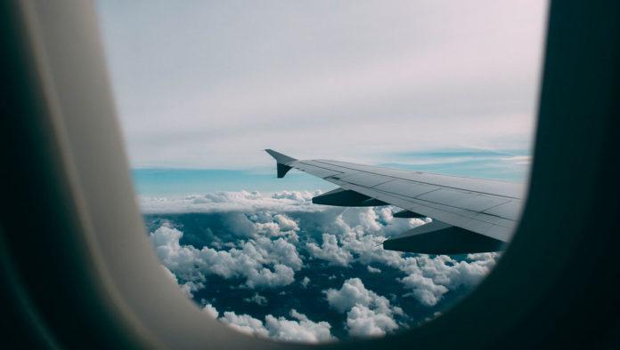 avion viaje