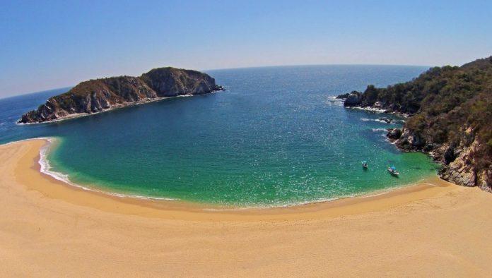 Bahía de Cacaluta está de película (y en Huatulco)