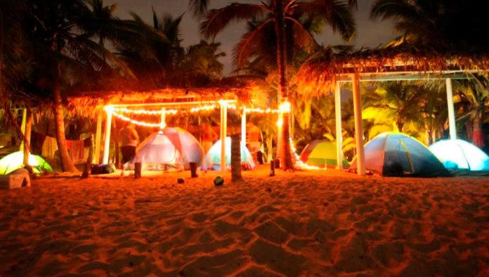 Boca Beach Camping & Trailer Park: acampa en la playa como nunca imaginaste