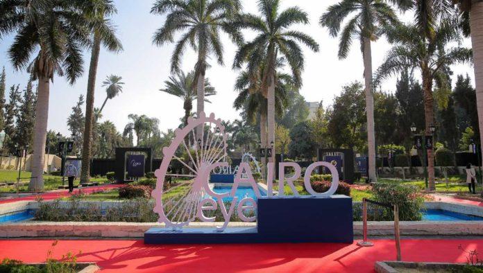 Cairo Eye, la gigantesca rueda de la fortuna de África