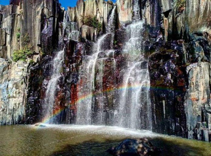 Cascada de la Concepción, una estampa natural del Estado de México