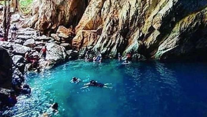 Cueva del Agua, la hermana de Tamul en la Huasteca Potosina