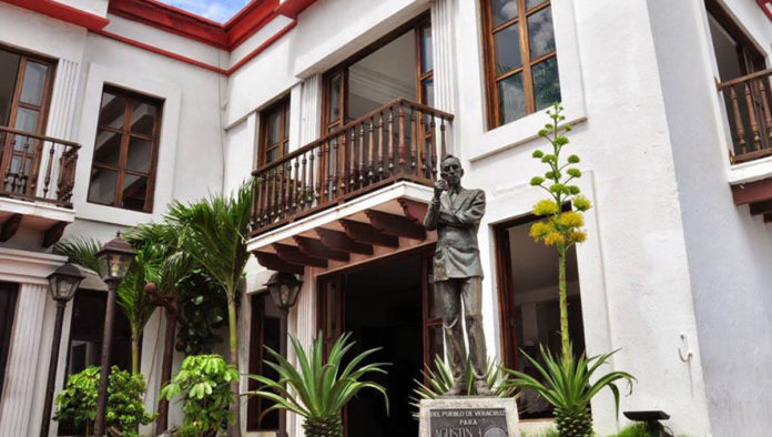 Casita Blanca, el museo veracruzano en honor a Agustín Lara