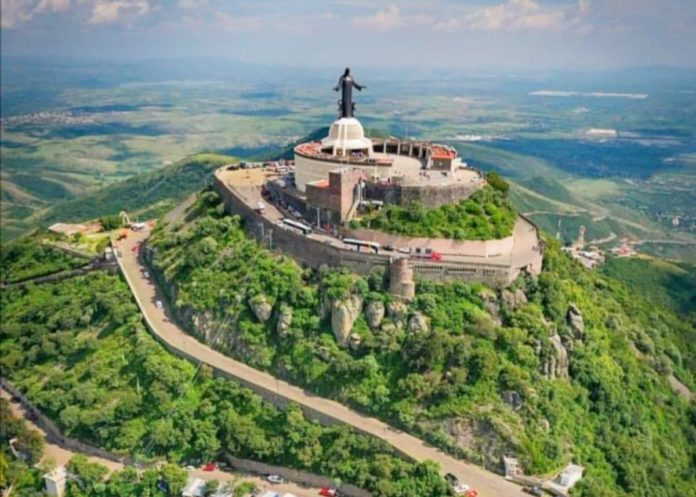 Cerro del Cubilete: cúspide de la fe de Guanajuato