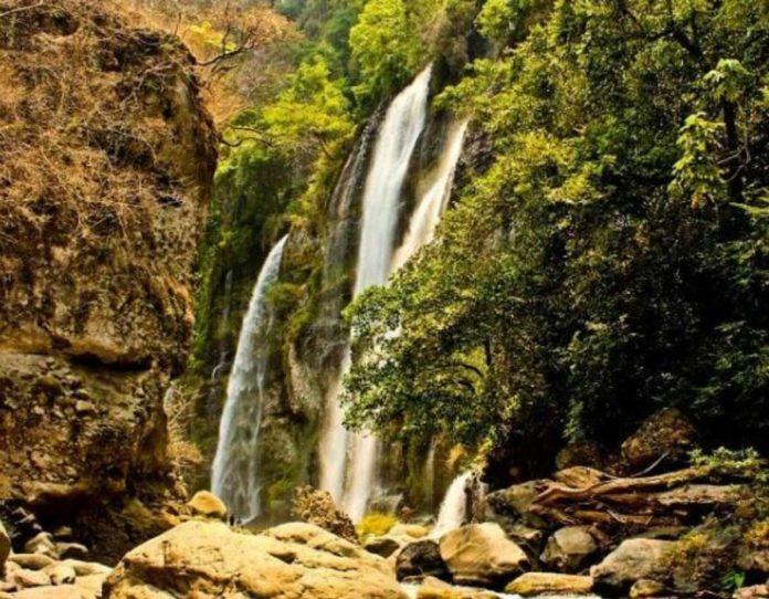 Chorros del Varal: cascadas encantadas por una princesa prehispánica