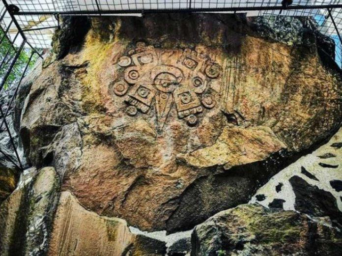 Cuahilama, la zona arqueológica poco conocida de Xochimilco