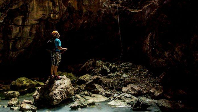 Cueva de la Sardina Ciega, un destino de Tabasco rodeado de sincretismo y aventura