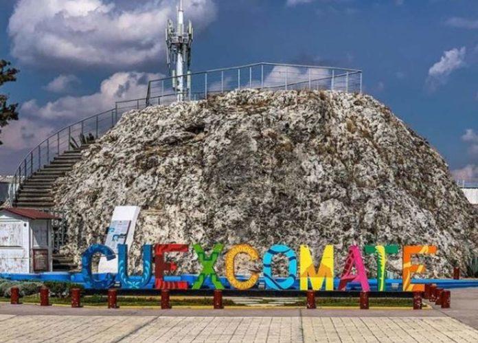 Cuexcomate, el volcán más pequeño del mundo
