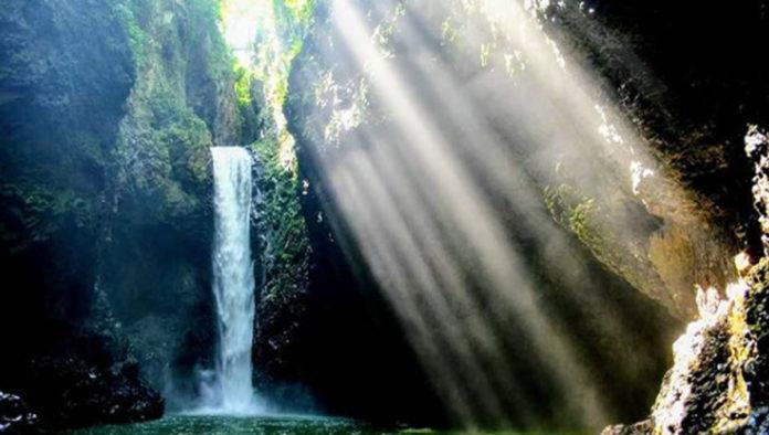 Cascada el Encanto, pon a prueba tus sentidos