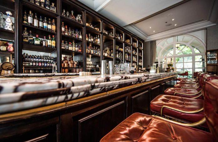 Fifty Mils Bar, la barra más icónica de la CDMX