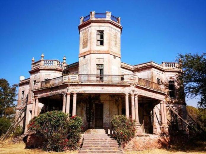 Hacienda Maltaraña, misterioso palacete estilo francés en Jalisco