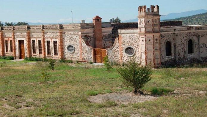 Hacienda San Juan Pueblilla, para vivir una historia de telenovela