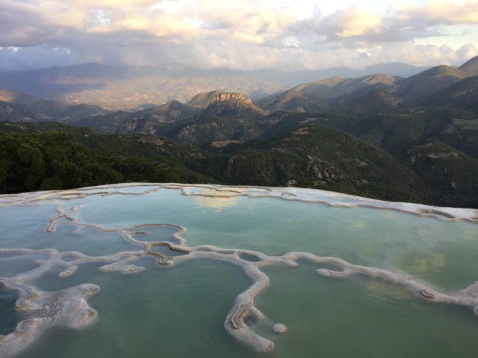Hierve el Agua se despide del turismo y anuncia