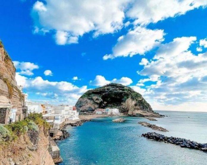 Ischia, las aguas termales de la mitología romana