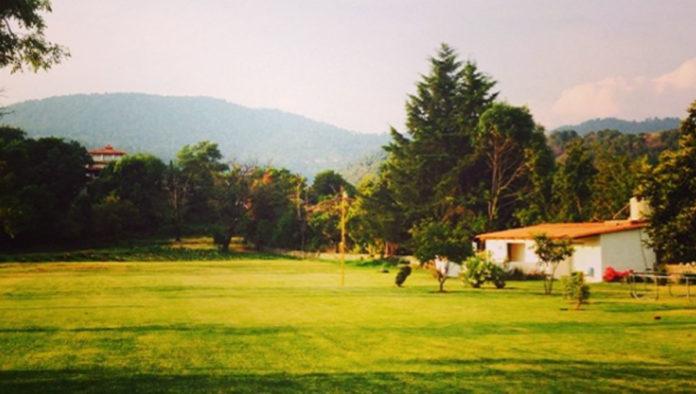 Jardín El Tlapeue: celebra tu evento en medio del bosque en Valle de Bravo