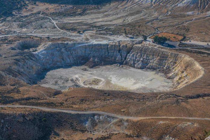 Joya Honda, un abismal y misterioso cráter potosino