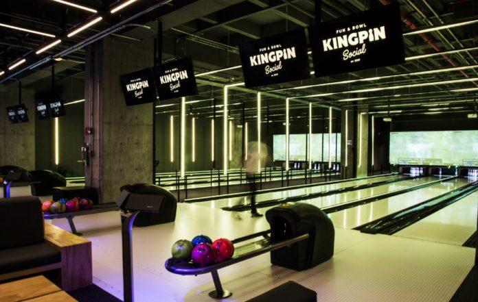 Kingpin Social, el boliche más cool de la CDMX