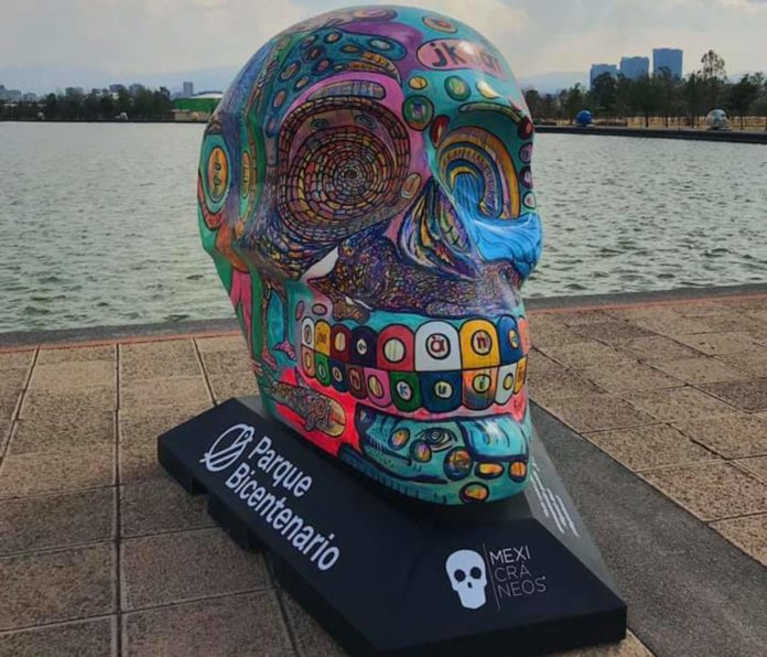 Los Mexicráneos están de vuelta en el Parque Bicentenario