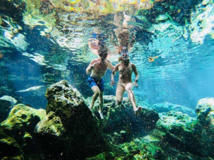 Minotauro, el cenote que pocos se atreven a explorar