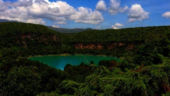 Morelia revela el cráter de su volcán en Teremendo de los Reyes