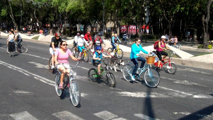 Muévete en bici regresa con procolos de salud