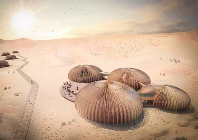 Oculus, el hotel en forma de cactus que se construirá en Dubái