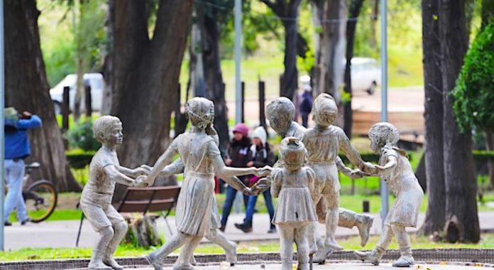 Parque Guadiana, fuente de alegrías para los duranguenses