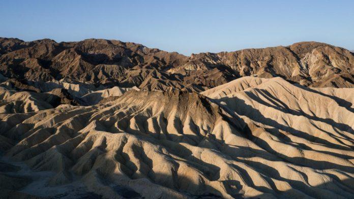 Parque Nacional del Valle de la Muerte, el desierto más seco e imponente de EU