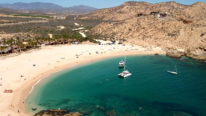 Playa Santa María, una delicia que vas a disfrutar en Los Cabos