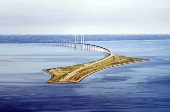 Puente-túnel de Oresund, maravilla arquitectónica que une a Dinamarca y Suecia