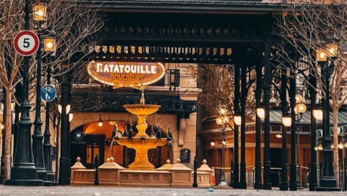 Ratatouille inaugurará centro de atracciones para celebrar los 50 años de Walt Disney World