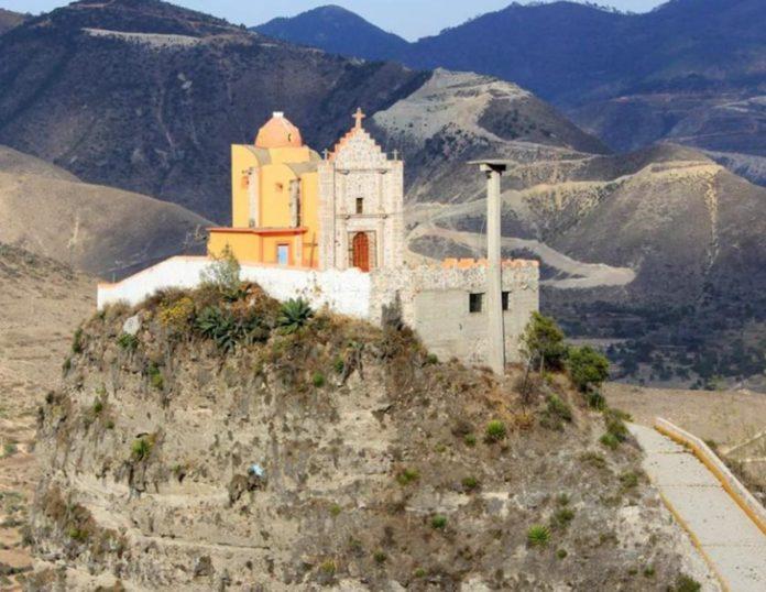 San Francisquito: un templo en un precipicio, ¿te atreves a visitarlo?