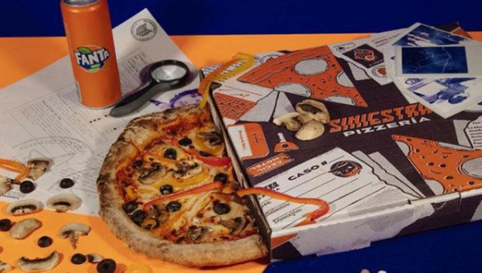 siniestra pizzeria