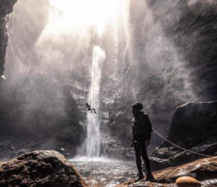 Sótano de Popocatl, un impresionante abismo donde el agua humea