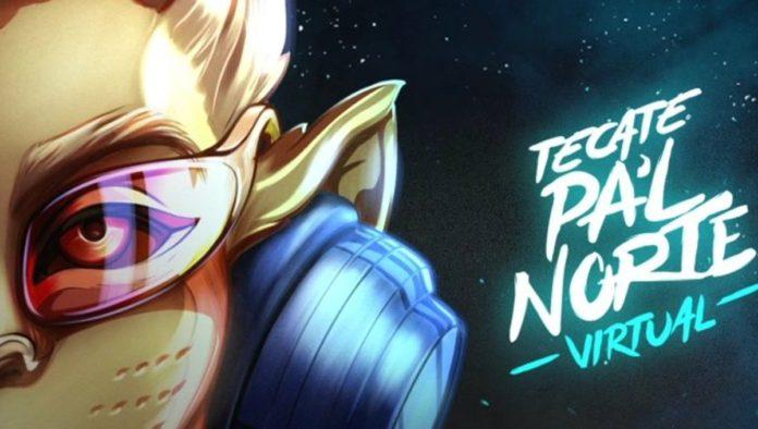 Primer festival virtual Tecate Pa'l Norte