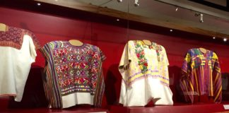 Textiles del mundo maya, en San Cristóbal de las Casas