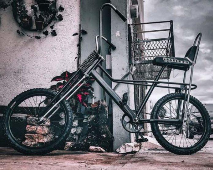 Bicicleta Vagabundo, la fiel compañera de muchas aventuras