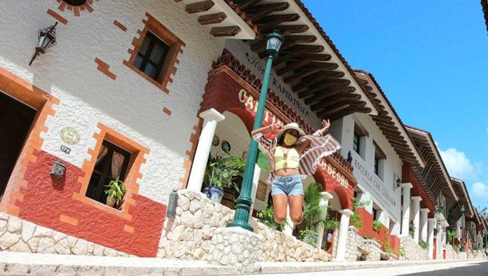 Xenses pone a prueba tu percepción en el Caribe mexicano