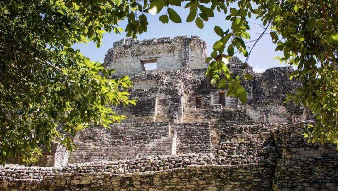 Becán, capital arqueológica de Campeche