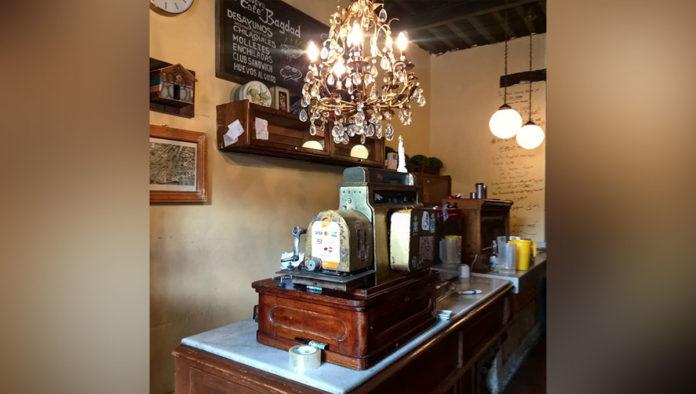 Café bagdad cdmx historia horarios