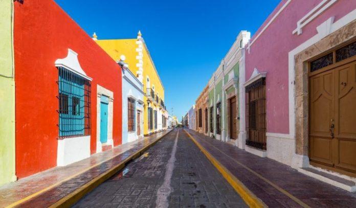 Calle 59, el andador turístico que refleja la belleza de Campeche