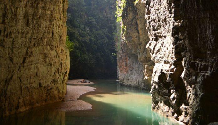 Cañón Río La Venta, el abismo de la selva chiapaneca