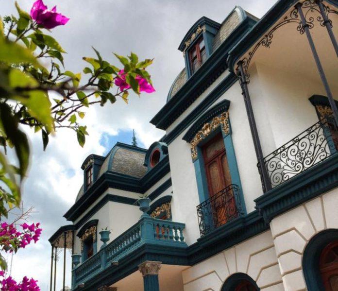 Casa de los Enanos, una misteriosa mansión llena de leyendas