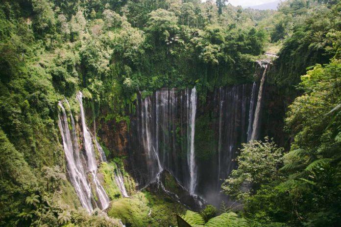 Cascada de Tzaráracua, un regalo natural de Michoacán