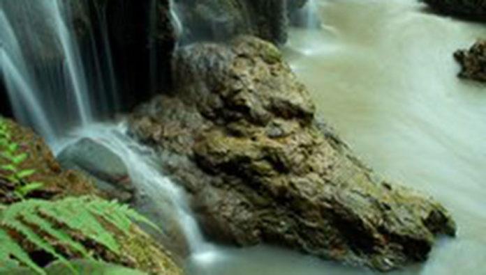 Cascada el Aguacero el lugar perfecto para acampar