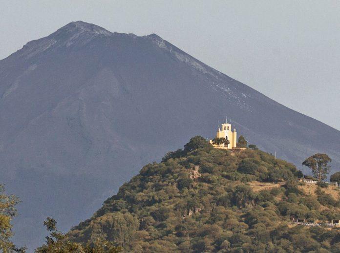 Cerro de San Miguel Atlixco: lucha entre el bien y el mal