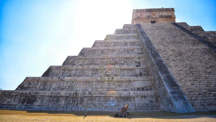 Chichén Itzá, réplica